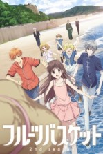 Poster anime Fruits Basket 2nd Season Sub Indo