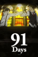 Poster anime 91 Days Sub Indo