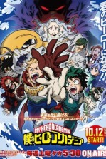 Poster anime Boku no Hero Academia 4th Season Sub Indo