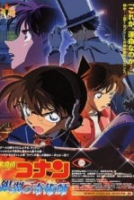 Poster anime Detective Conan Movie 08: Time Travel of the Silver Sky Sub Indo
