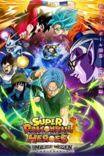Poster anime Super Dragon Ball Heroes Sub Indo