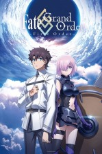 Poster anime Fate/Grand Order: First OrderSub Indo