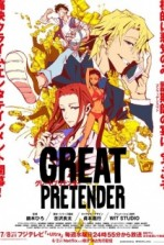 Poster anime Great Pretender Sub Indo