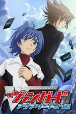 Poster anime Cardfight!! Vanguard: Asia Circuit-henSub Indo