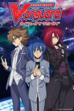 Poster anime Cardfight!! Vanguard (2018)Sub Indo