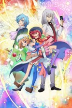 Poster anime Cardfight!! Vanguard Gaiden: If Sub Indo