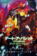 Poster anime Date A Bullet: Dead or Bullet Sub Indo