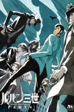 Poster anime Lupin III: Part 6 Sub Indo